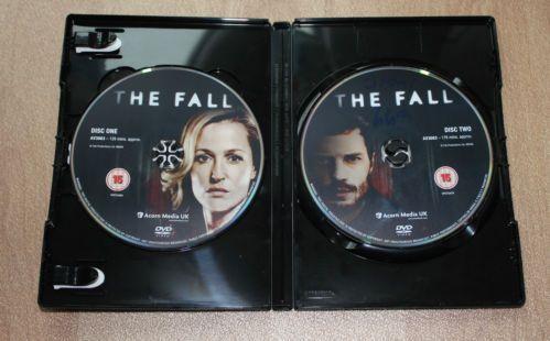 The Fall [2 DVDs] BBC Serie Gillian Anderson & Jamie Dornan (Shades of Grey) | eBay