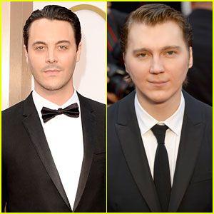 Jack Huston & Paul Dano – Oscars 2014 Red Carpet