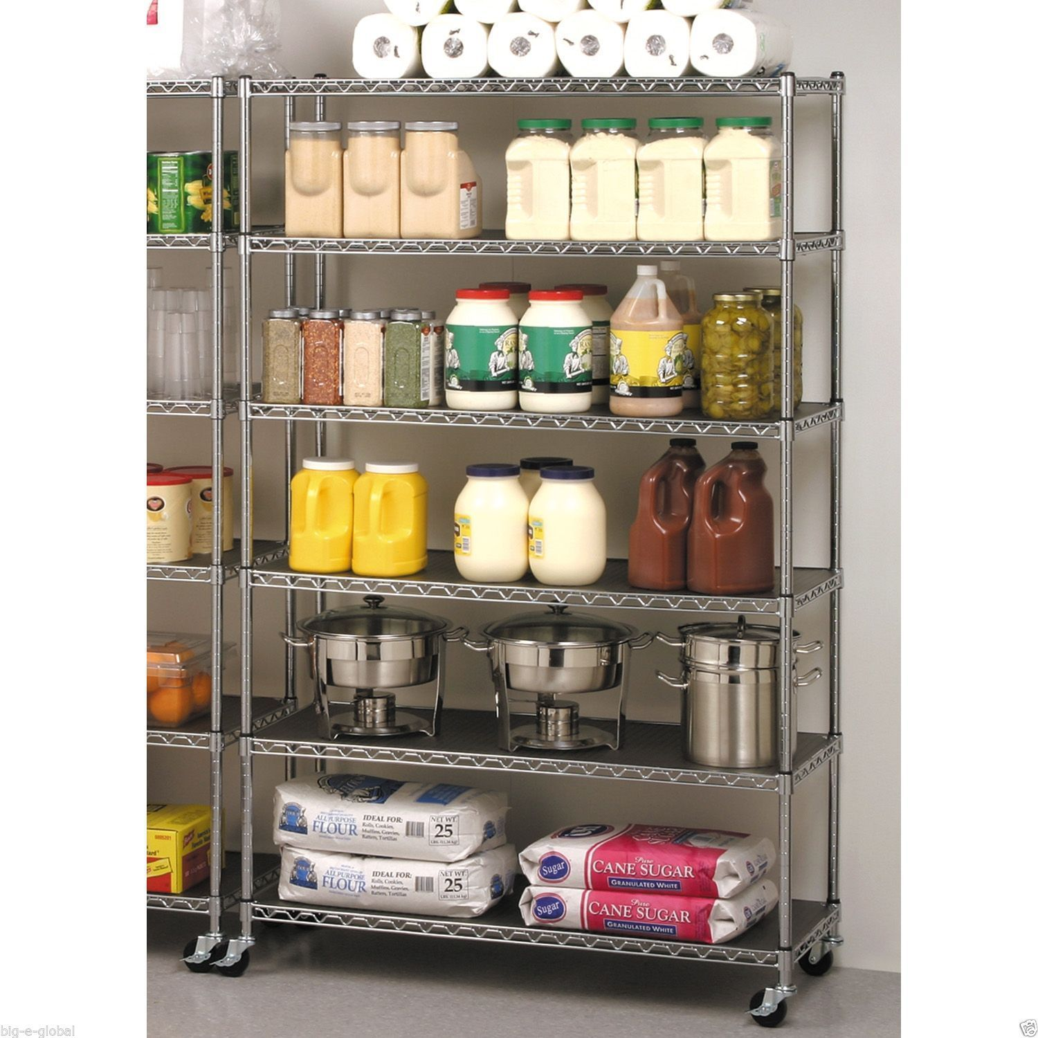 Ideal Solution With Steel Wire Shelving Http Www Siferyerson