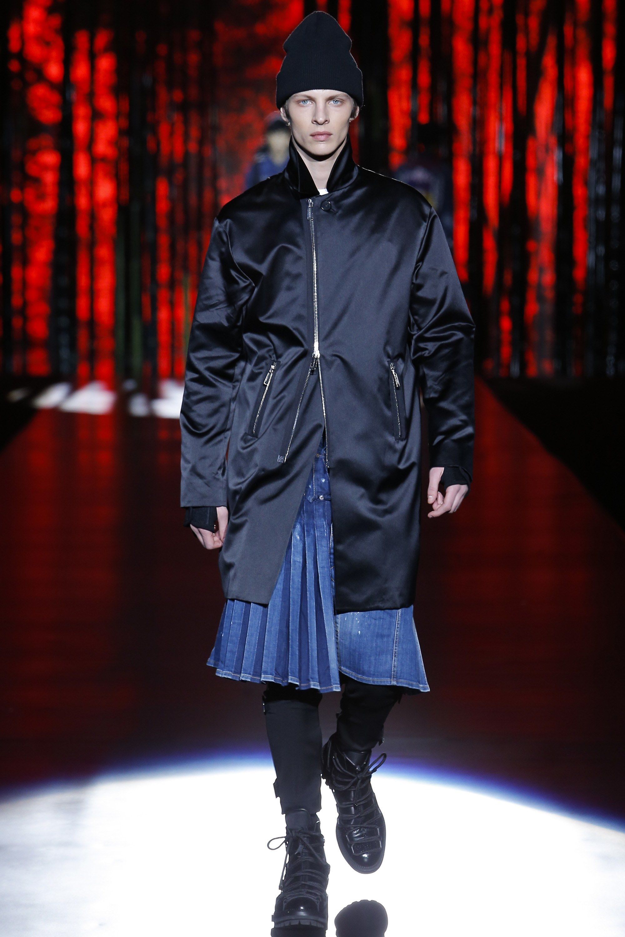 Dsquared2 Fall 2016 Menswear Fashion Show  8b84b2f51fa5