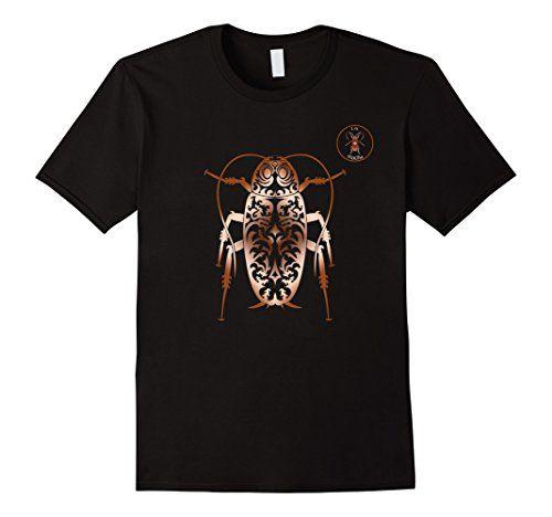Cockroach T-Shirt, Roach Insect Bug Urban City Hipster Shirt - Male Small - Black La Roche http://www.amazon.com/dp/B01BEBCWZO/ref=cm_sw_r_pi_dp_gH5Twb0NV7X59