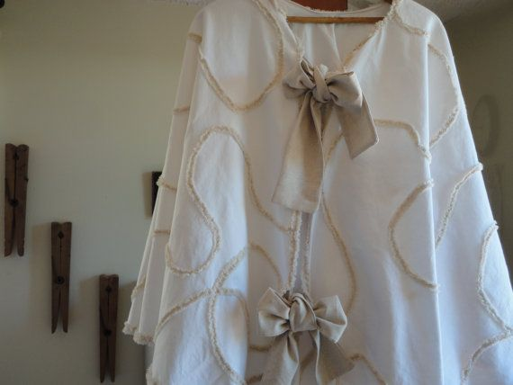 70 Inch Ruffled Tree Skirt Ivory And Oatmeal With Big By Snipitup 13200