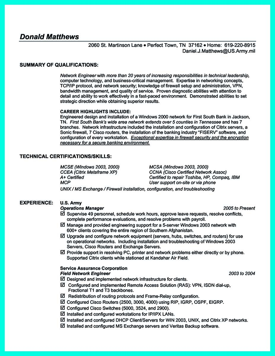 Perfect Engineering Resume Nice The Perfect Computer Engineering Resume Sample To Get Job