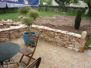 comment r aliser un mur en pierre s che jardin pinterest murs de pierre pierre seche et. Black Bedroom Furniture Sets. Home Design Ideas