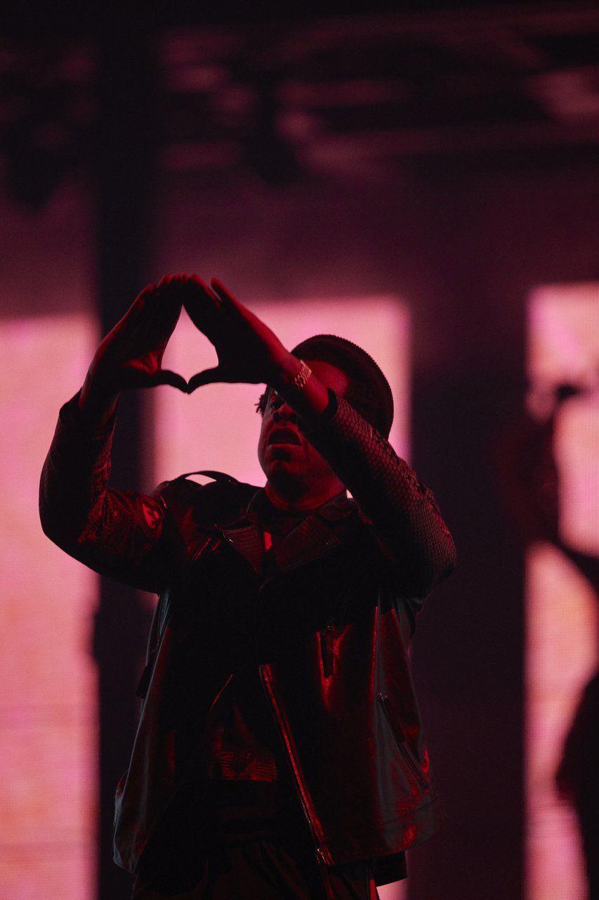 JayZ OTR II Amsterdam Arena Amsterdam 19th June 2018