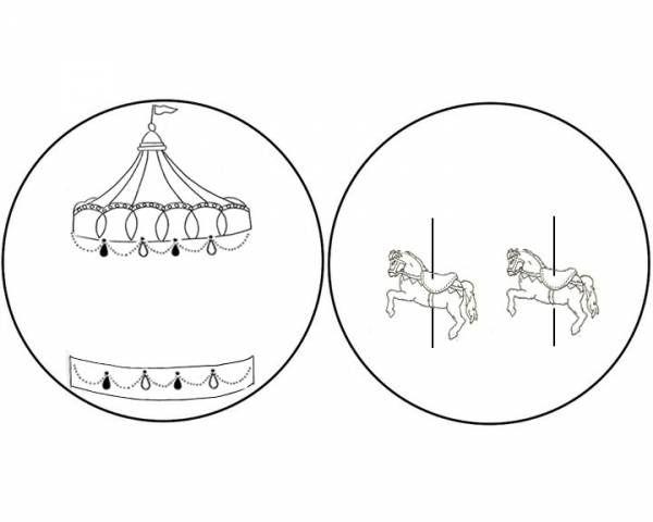 10 jolis thaumatropes fabriquer paper toys and craft. Black Bedroom Furniture Sets. Home Design Ideas