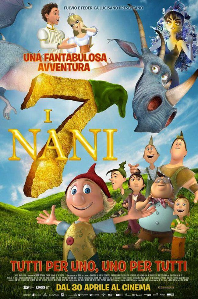 Un film da non perdere con i bambini: ecco qualche anticipazione http://blog.pianetadonna.it/kirasworld/i-7-nani-trailer-e-foto-ufficiali/