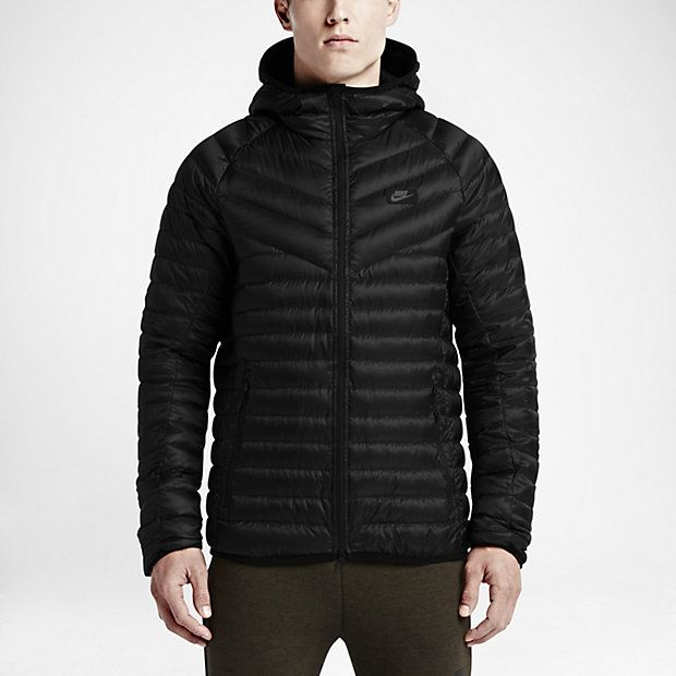Nike Guild 550 Down Hooded Men's Jacket