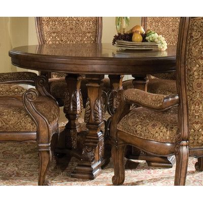 Michael Amini Windsor Court Dining Table Dining Table Dining