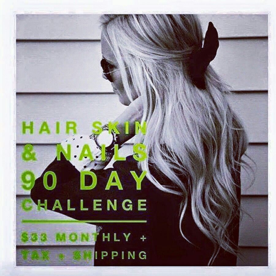 Looking to grow your hair out for summer? Try our 90 day challenge!  I need 3 girls willing to:  ✔take hsn for at least 3 months ✔keep me updated on their progress ✔enjoy their longer healthier hair and nails !   By becoming a 3 month product tester you get:  ✔hsn for only $33/month ✔the option to change or try any other products each month  ✔40% off any or all other puchases for life   Message me to book your spot now!!  Campbells.itworks.com