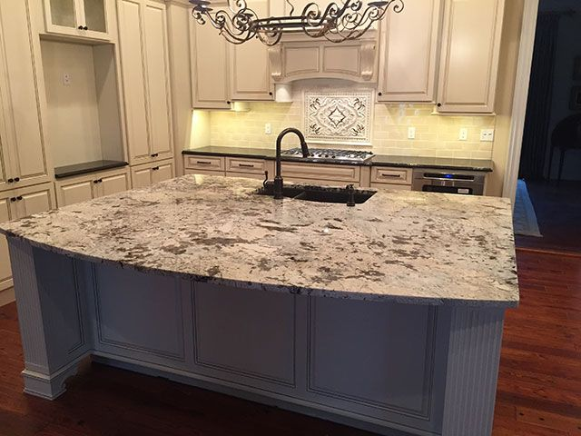 Superieur Island Countertops Works By Luxury Countertops