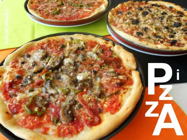 Masa Pizza en termomix 50 g aceite de oliva virgen extra 200 g agua 25 g levadura prensada fresca 400 g harina 1 cucharadita sal