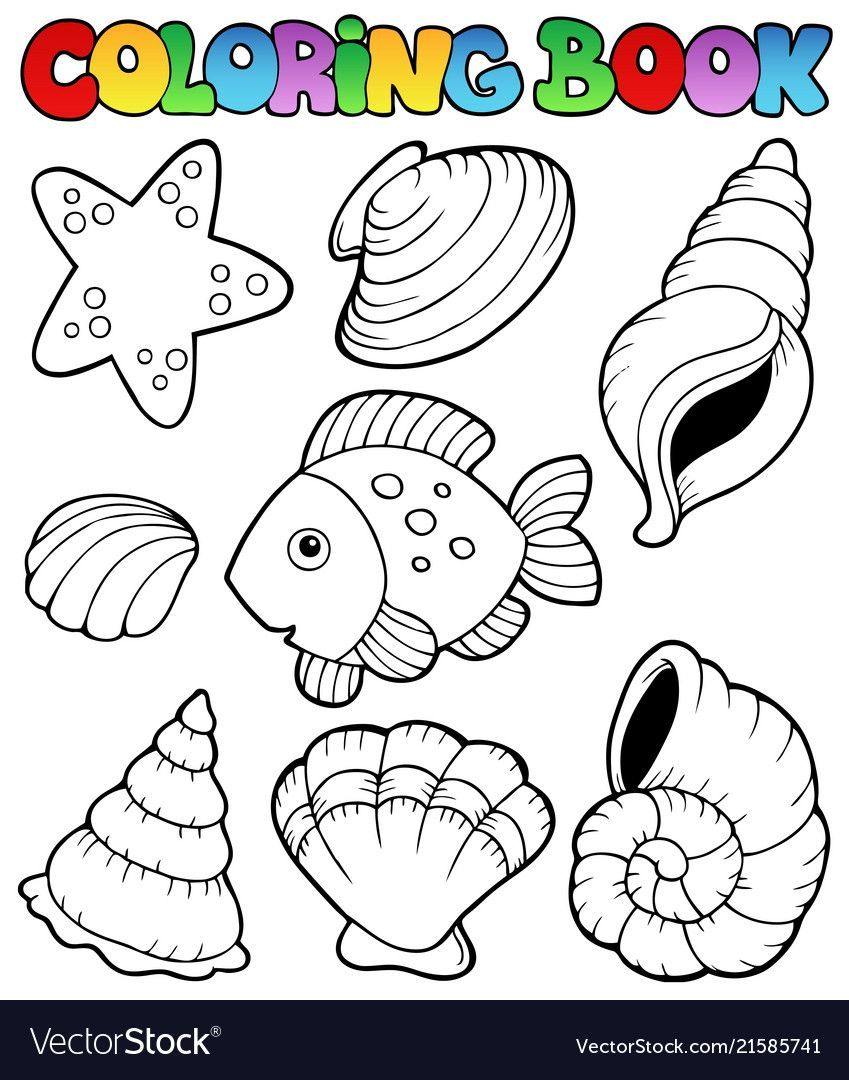 malvorlagen unterwasser tiere text  tiffanylovesbooks