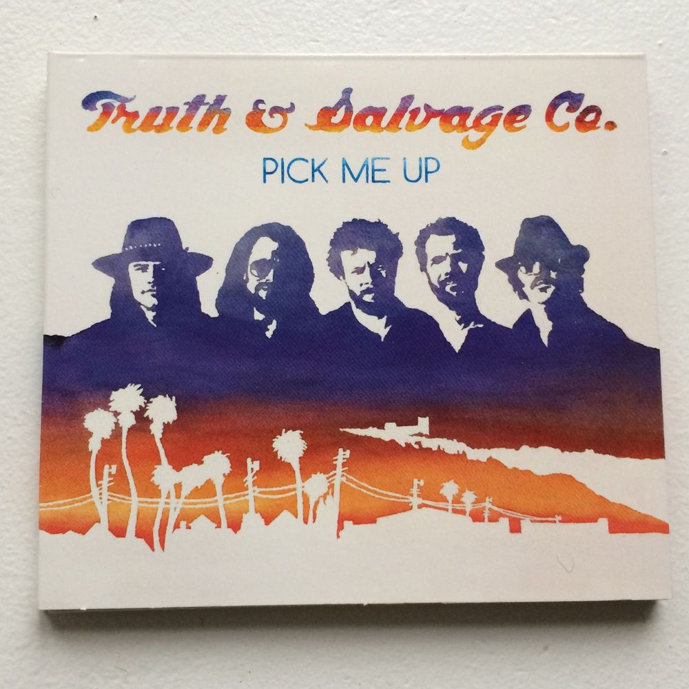 Truth & Salvage Co. Pick Me Up-promo/new