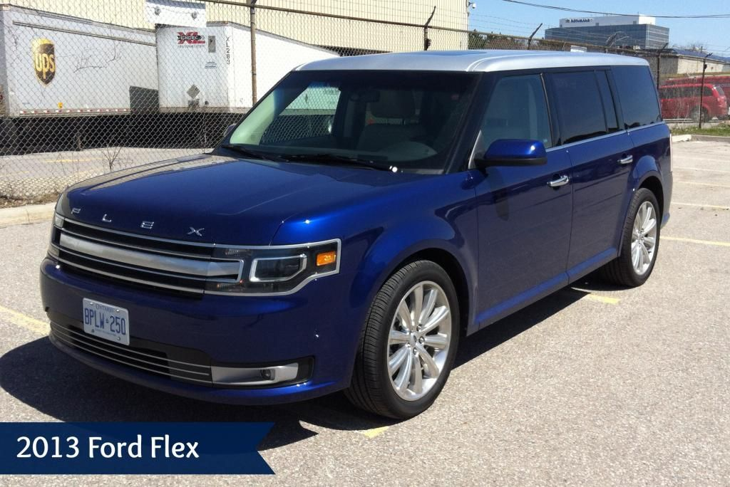 The 2013 Fordcanada Flex Awd Limited Is Family Focused Review