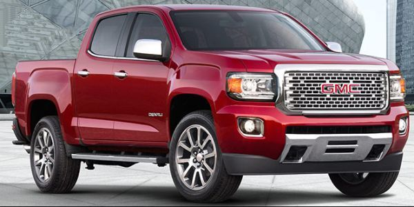 2017 Gmc Canyon Denali Diesel Price Review Changes Gmc Canyon