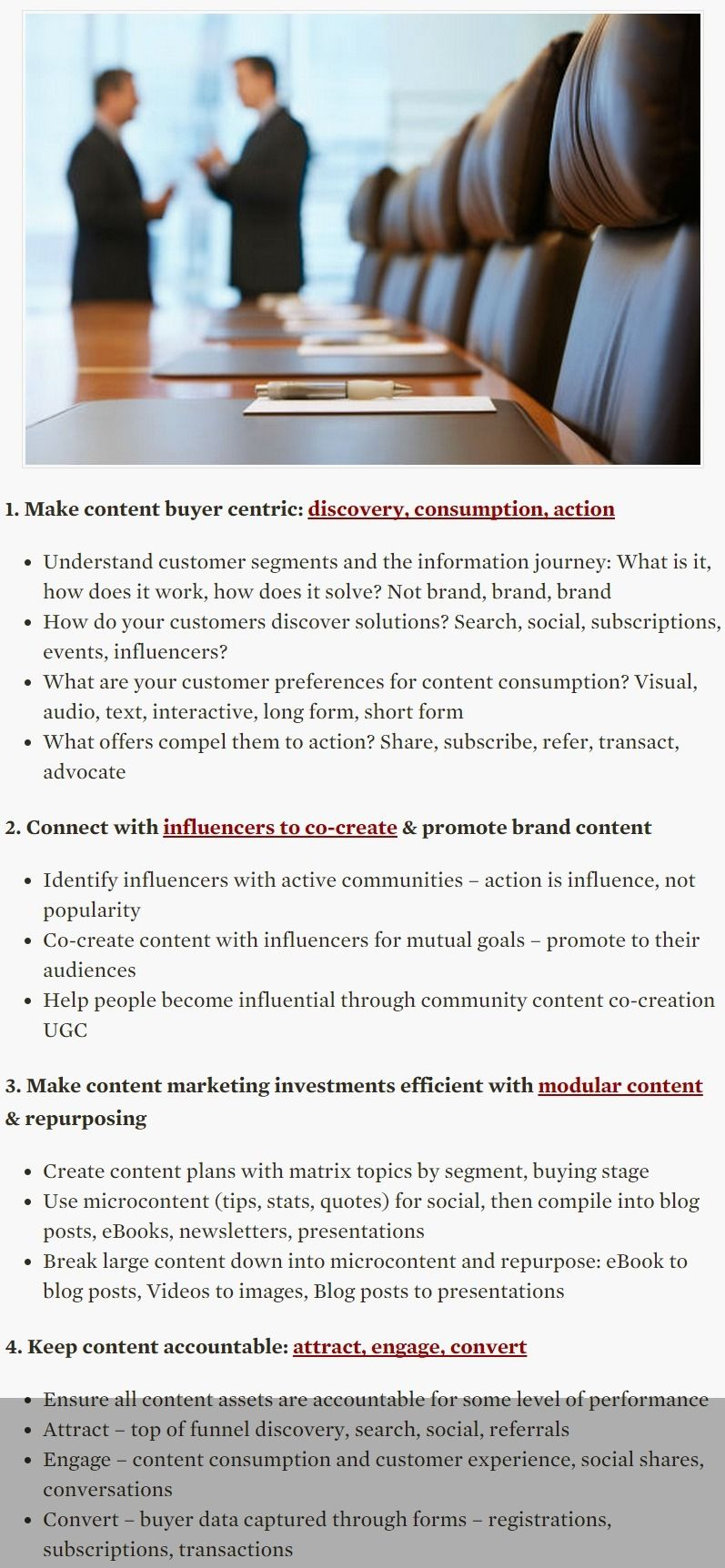 Four Ways CMOs Can Differentiate & Optimize Their Content Marketing Strategy - TopRank Blog