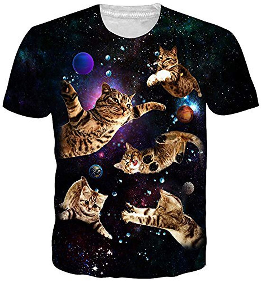 Pin By Carrie A Song Of Joy On Wish List Cat Tshirt Galaxy T Shirt Funny Tee Shirts