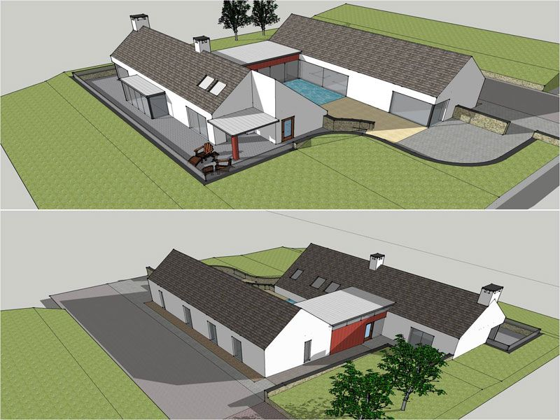 House extension projects