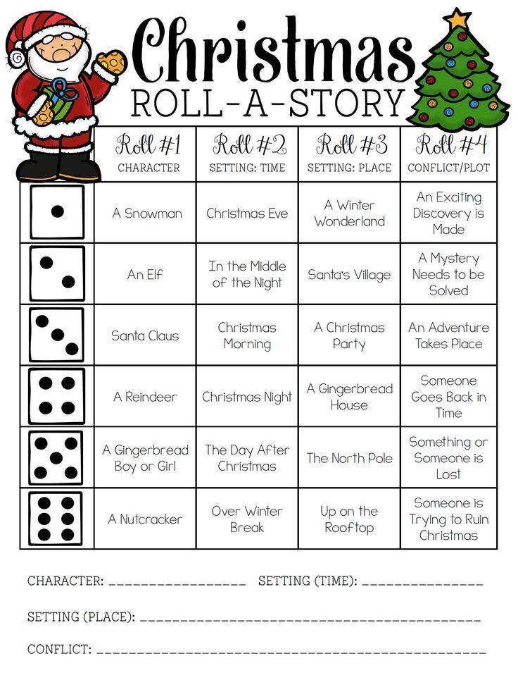 Christmas RollaStory Christmas writing, Christmas