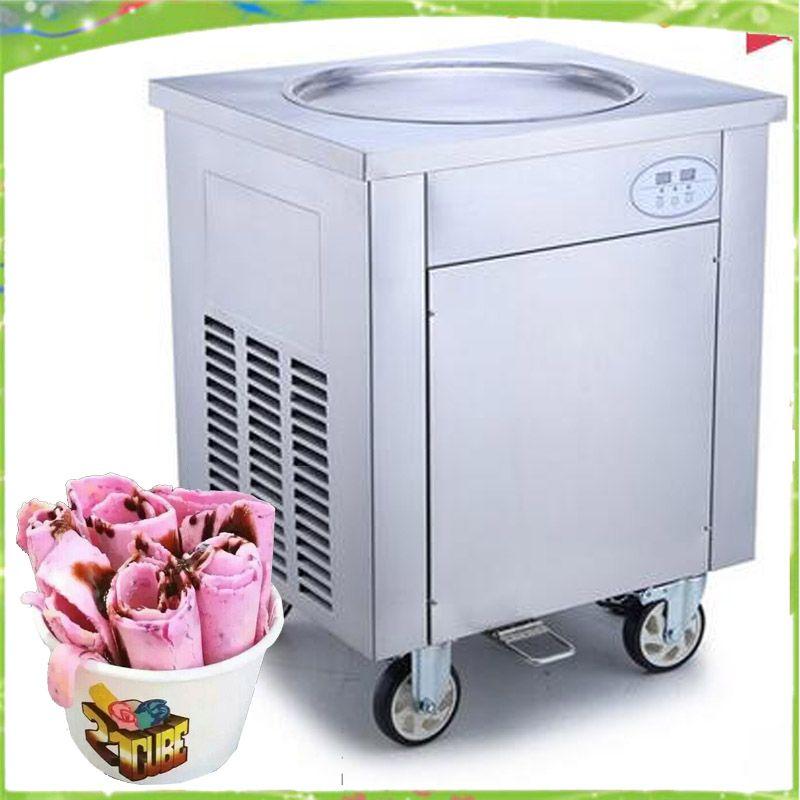 Klick Here To Get Fried Ice Cream Rolls Machine Informations
