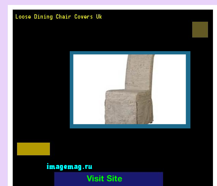 Loose Dining Chair Covers Uk 095053