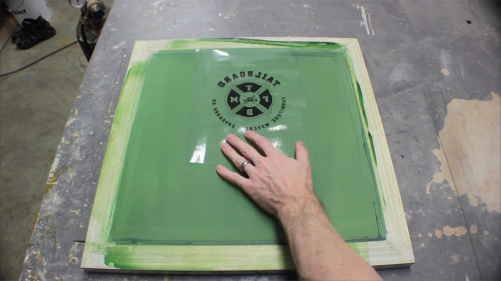 How to screen print your own tshirts I Like to Make