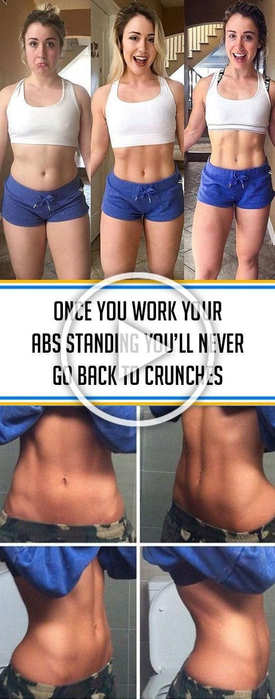 ★★★★★ 67 reviews: Once You Work Your Abs Standing, You'll Never Go Back to Crunches   When it comes...