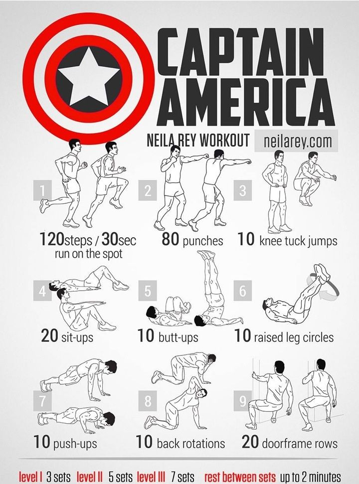 Hero Workouts