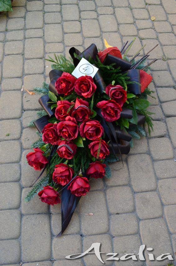 Kwiaciarnia Azalia Bukiety Okolicznosciowe Florystyka Slubna Komunijna Tropical Flower Arrangements Funeral Flower Arrangements Basket Flower Arrangements