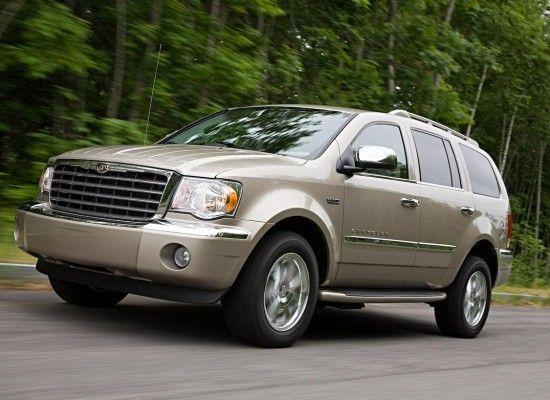 Chrysler Aspen Reviews Aspen Vans