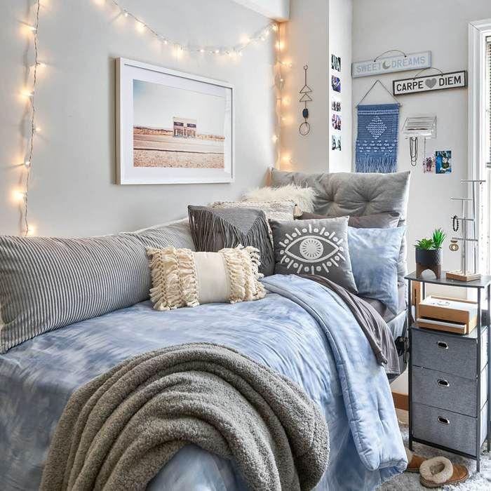 Dorm Room Ideas - College Room Decor - Dorm Inspiration | Dormify #collegedormroomideas