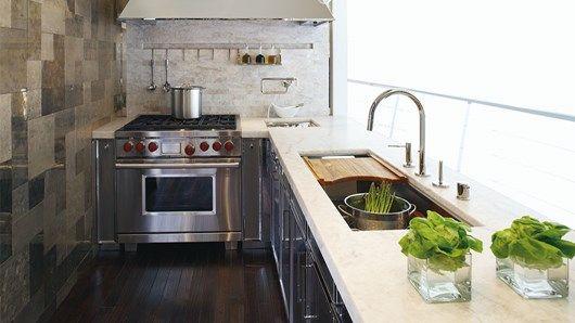 Live Artfully | Kallista | Kitchens | Pinterest | Kitchens, Faucet ...