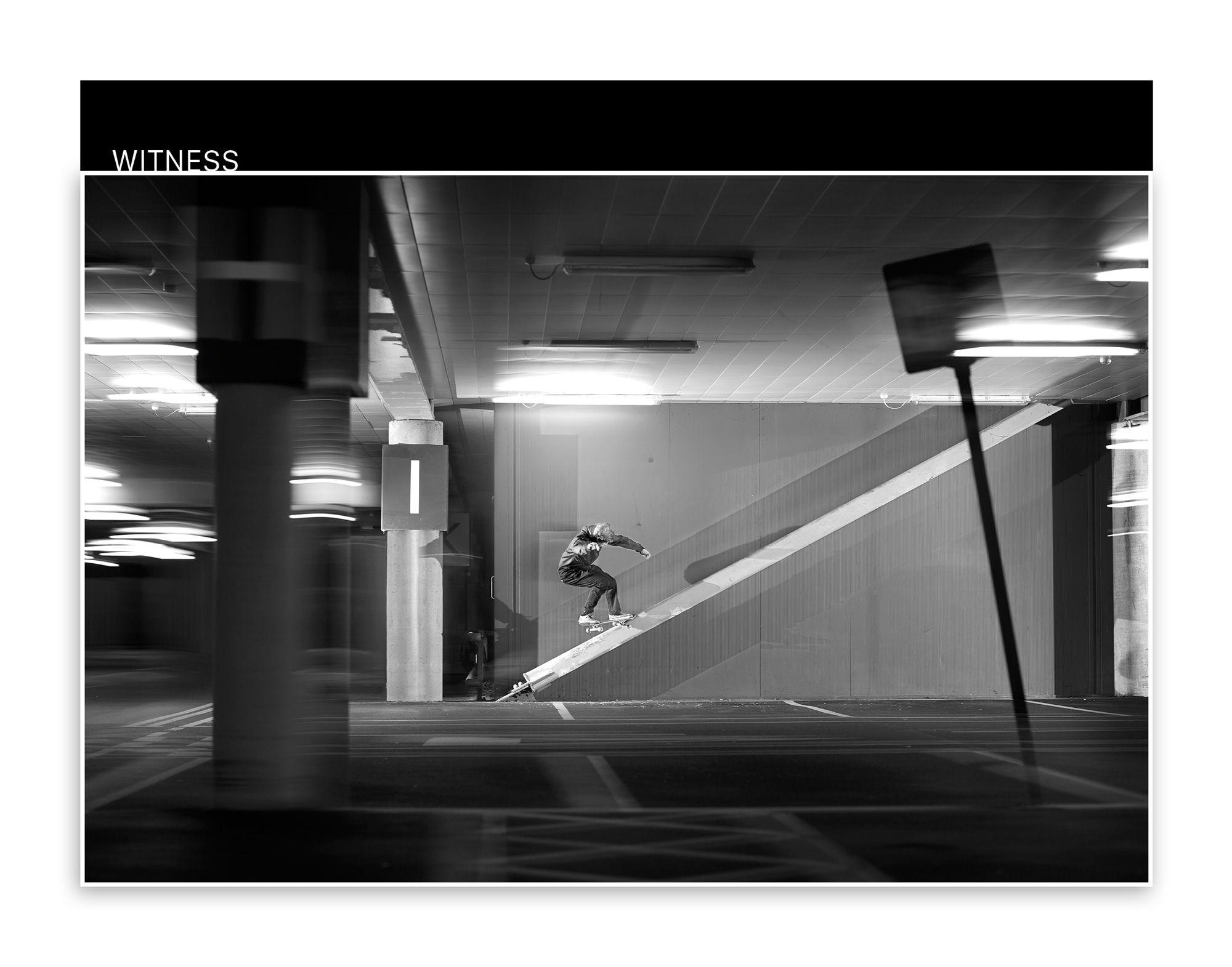 Witness 225 - Part one - Sidewalk Skateboarding
