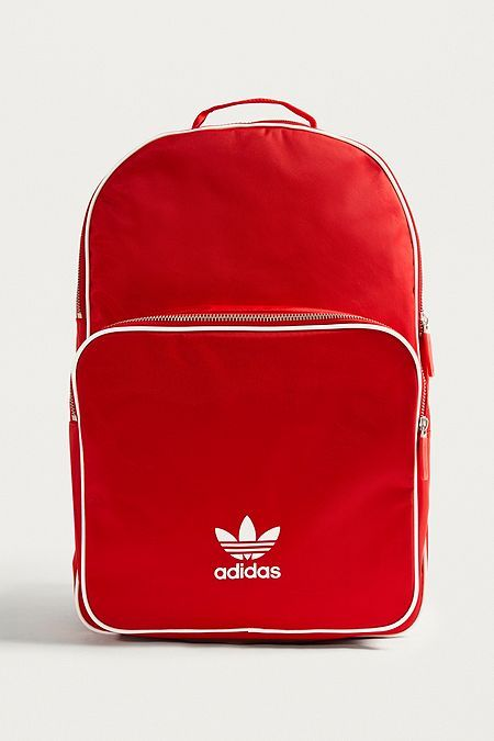 adidas Originals Adicolor Red Backpack