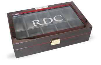 Full range of personalized watch box and personalized watch cases, Watch Storage Boxes & Cases here at watchboxco.com. Quality Watch Boxes at competitive prices