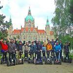 Auf einer Segway Tour Hannover und Region entdecken, Stadtrundfahrten in Hannover, Gutscheine für Segway Touren bestellen und Events buchen