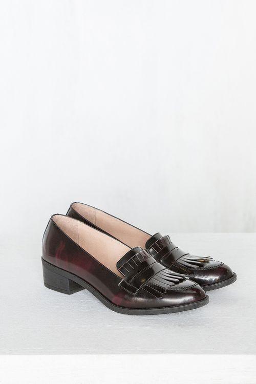 FlecosZapatos Shoes En Mocasín De Mujer Cortefiel UqzpSMVG