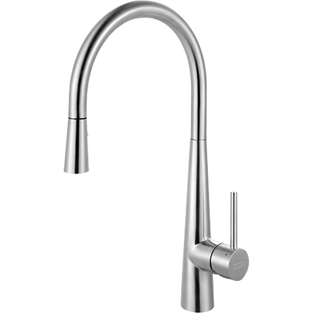Pull Out Single Handle Kitchen Faucet Stainless Kitchen Faucet