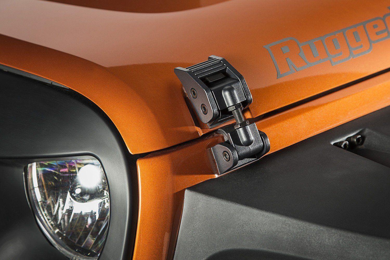 Rugged Ridge Hood Latch To Reduce Flutter Jeep Build My Oba Diagram Will It Work Naxja Forums North American Xj