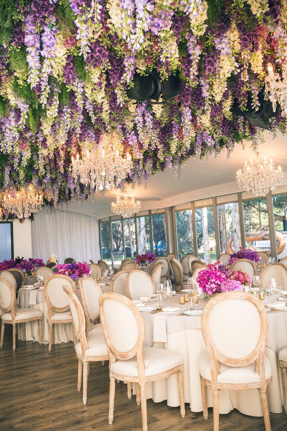 Ivy Calvin Werribee Mansion In 2019 Flower Ceiling