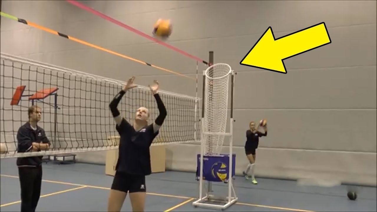 Best Setter Volleyball Trainings Hd 4 Volleyball Training Coaching Volleyball Volleyball Practice Plans