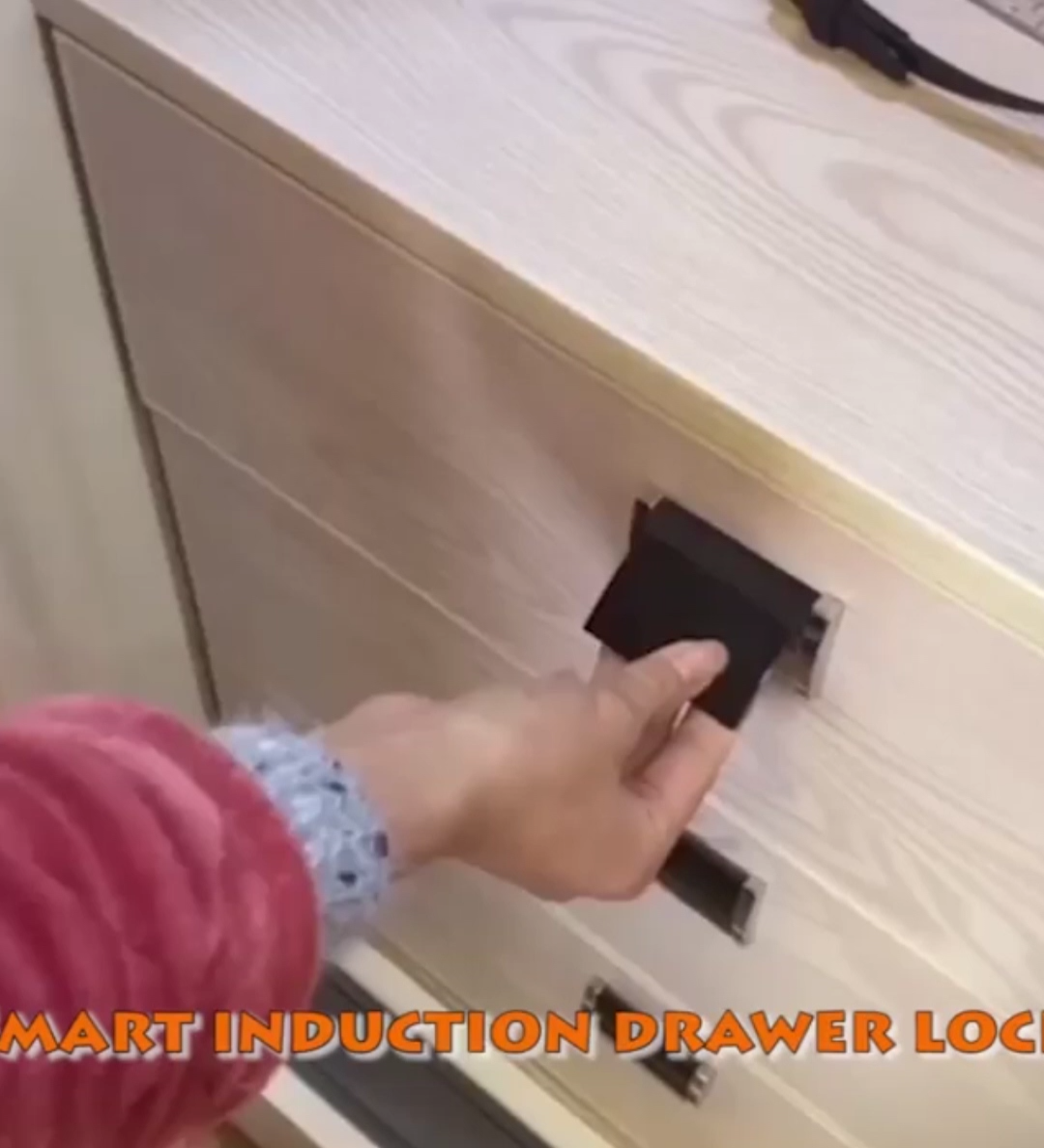 Photo of Smart Induction Drawer Lock