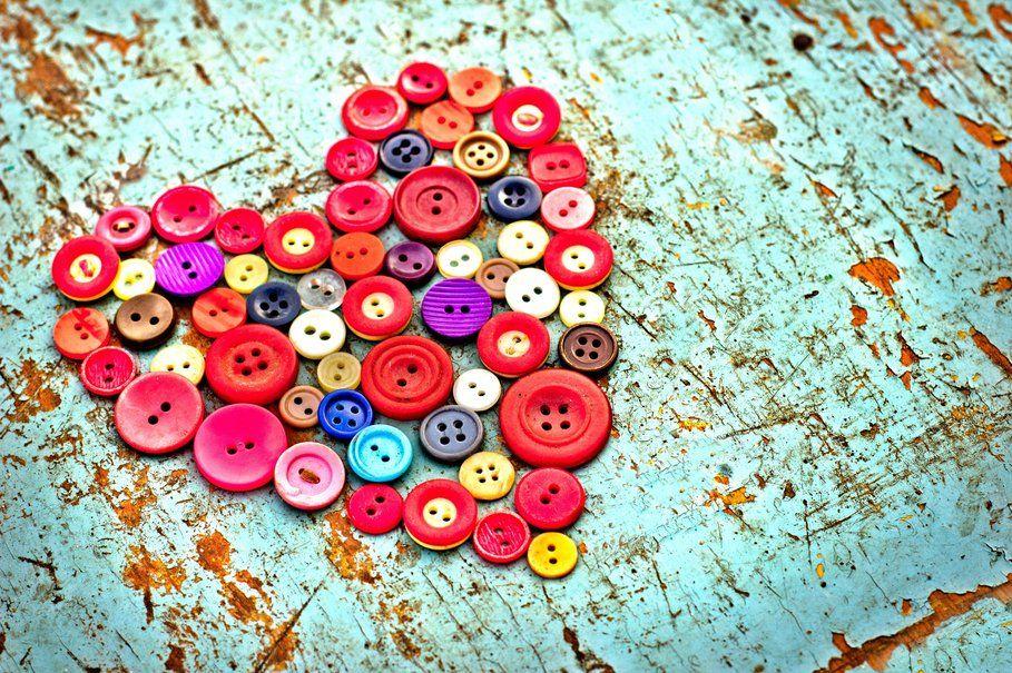 boutons color coeur tableau ancien wallpaper boutons pinterest boutons coeur et ancien. Black Bedroom Furniture Sets. Home Design Ideas