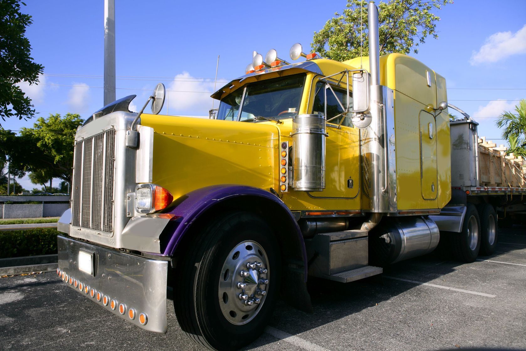 If making the most out of freight industry is what you