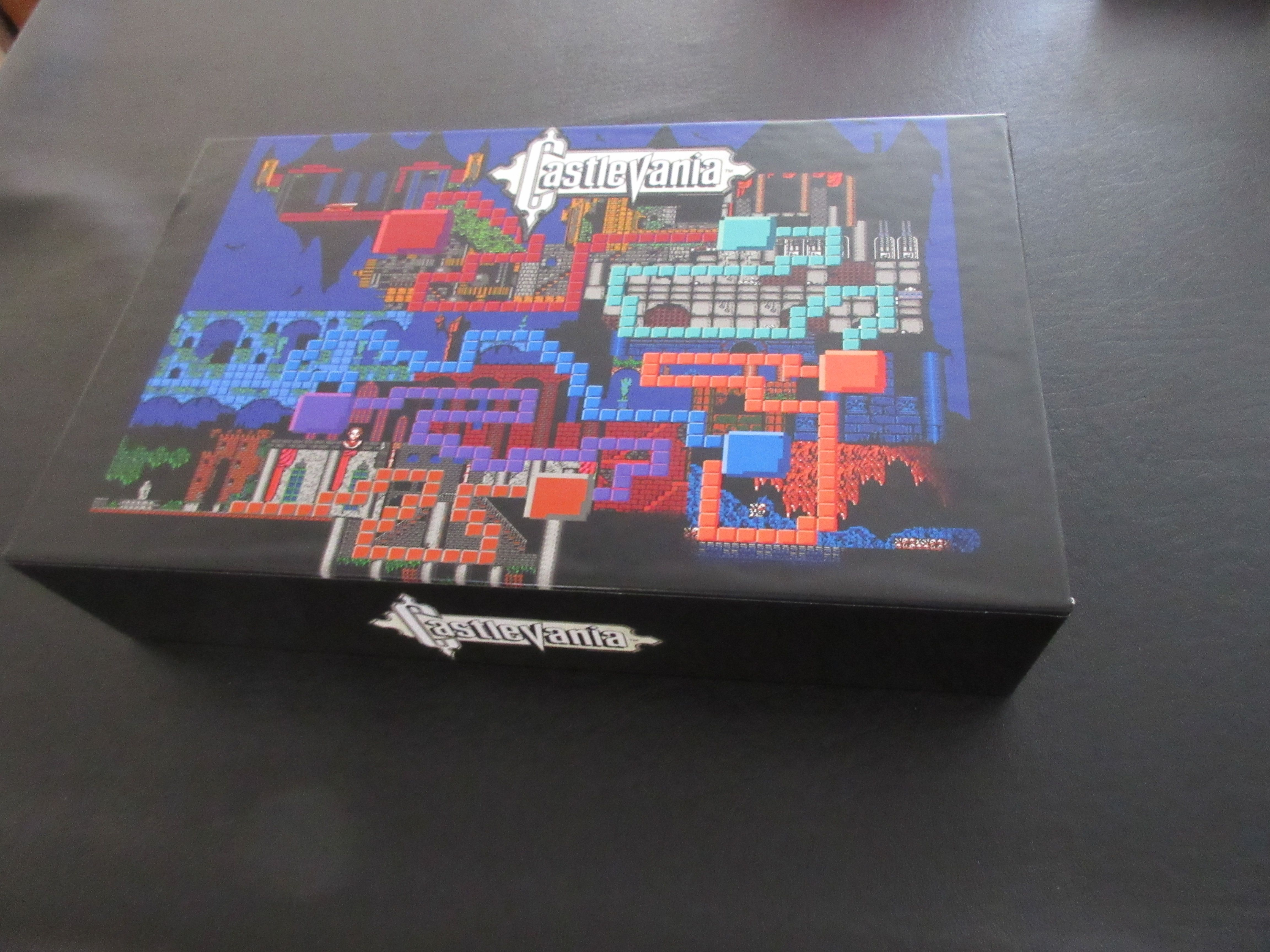 Castlevania Nocturne Of The Tabletop Board Games Nocturne Game Based