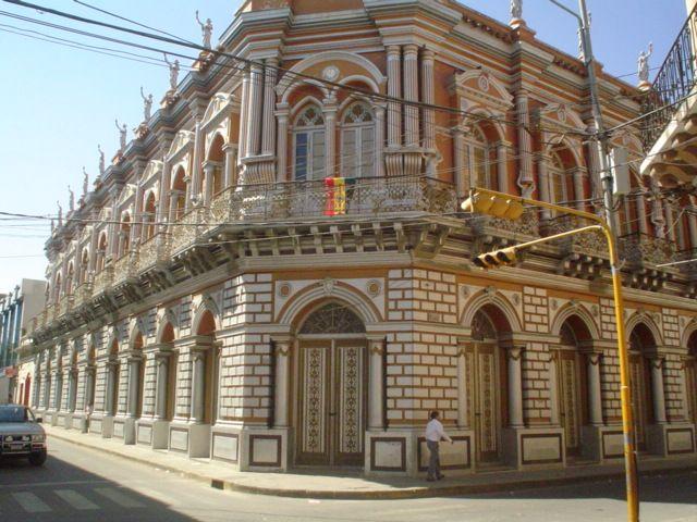 La Casa dorada (con imágenes) Bolivia, Casas, Paises