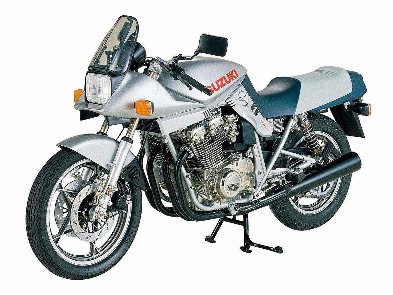 Tamiya 16025 Suzuki GSX1100S Katana 1/6 Scale kit Suzuki