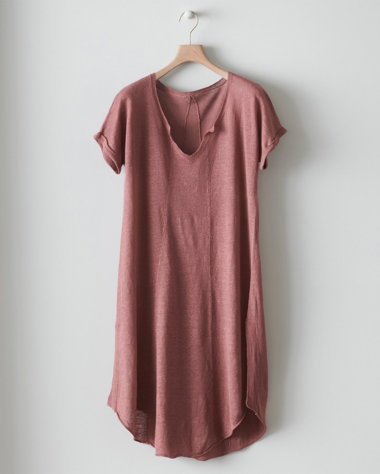 Image of linen trapeze knitted henley tops pinterest henleys