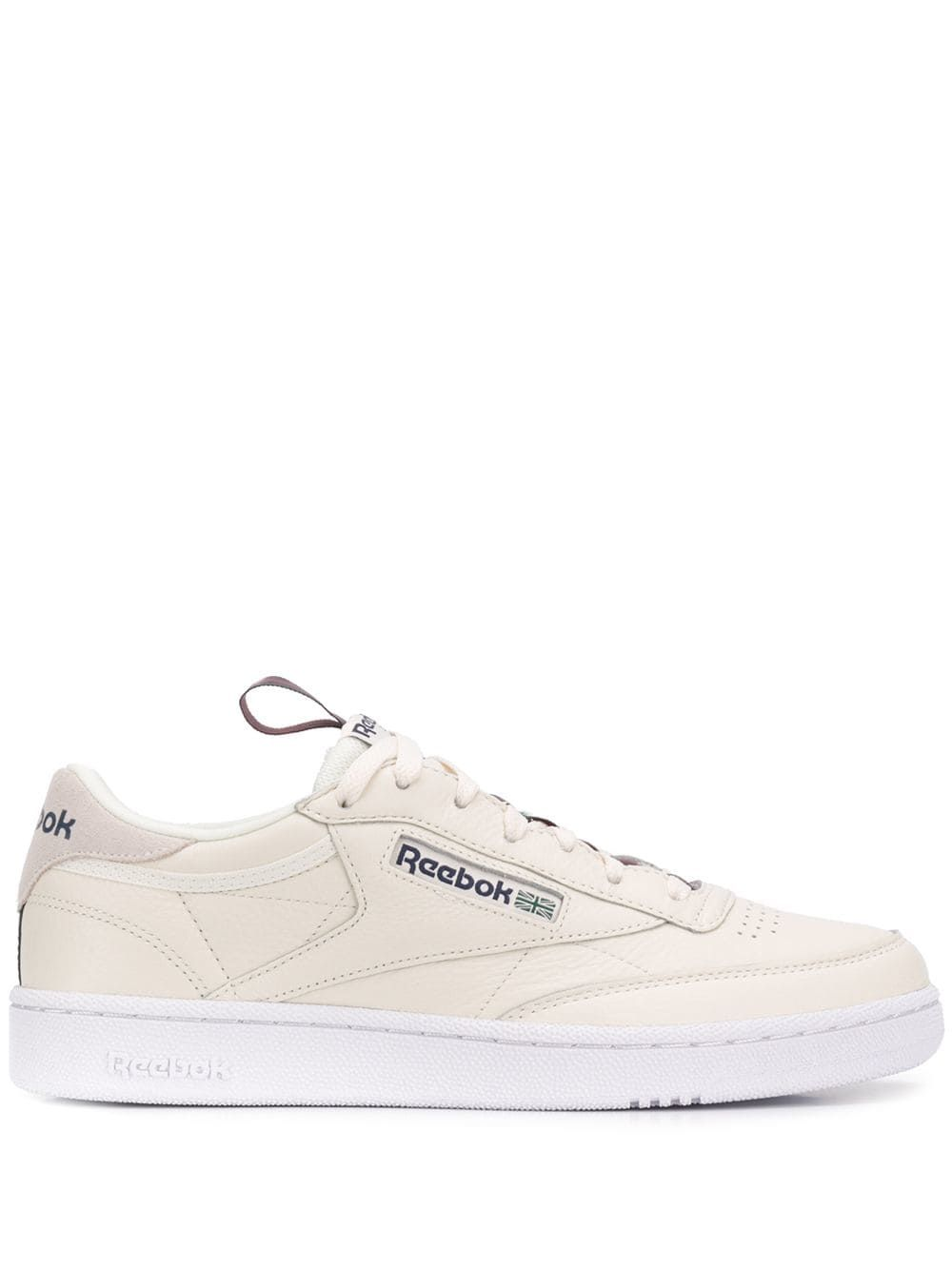 Reebok Classic Low Top Trainers In